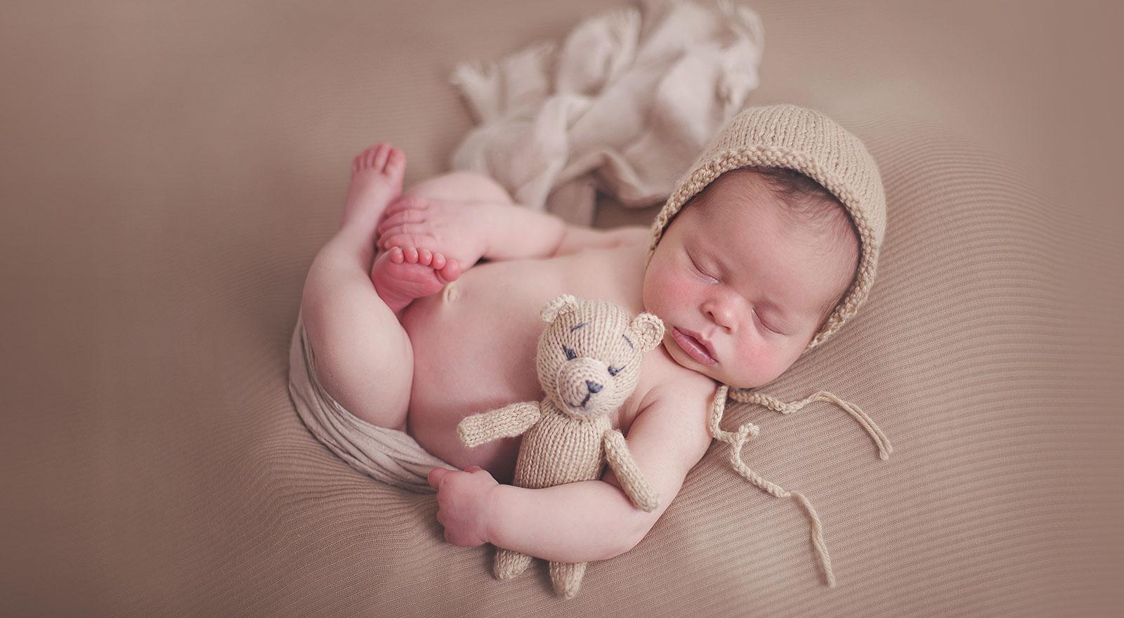 Newborn fotografie Amsterdam